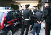 blitz dei carabinieri