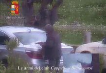 Mafia: le armi del clan Cappello - Bonaccorso