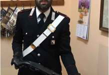 fucile pompa cc crotone