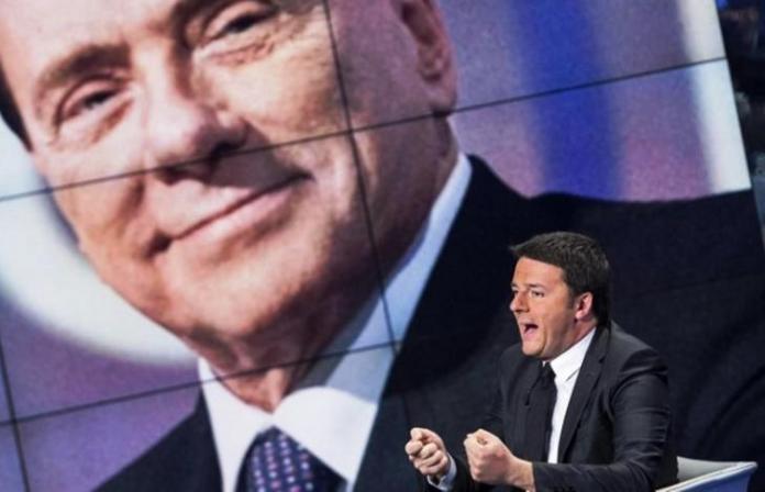 Legge elettorale, visioni opposte tra Renzi e Berlusconi
