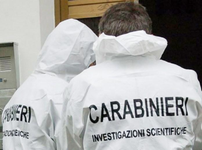 ris carabinieri omicidio