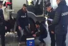 Assalto a un tir a Giovinazzo, arrestata banda di rapinatori