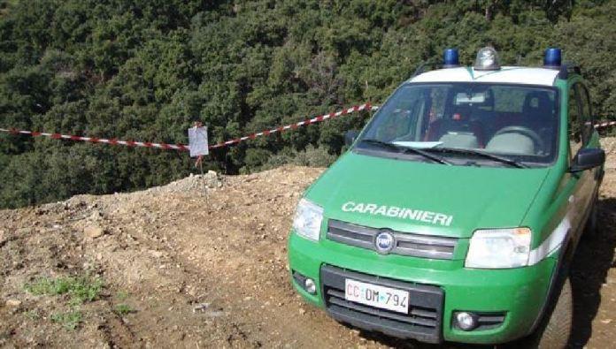 Auto Carabinieri Forestale
