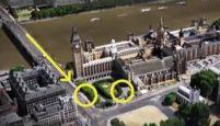 I punti dell'attacco sul ponte londinese