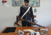 carabiniere fucile chiaravalle centrale