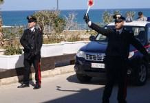 controlli carabinieri mare