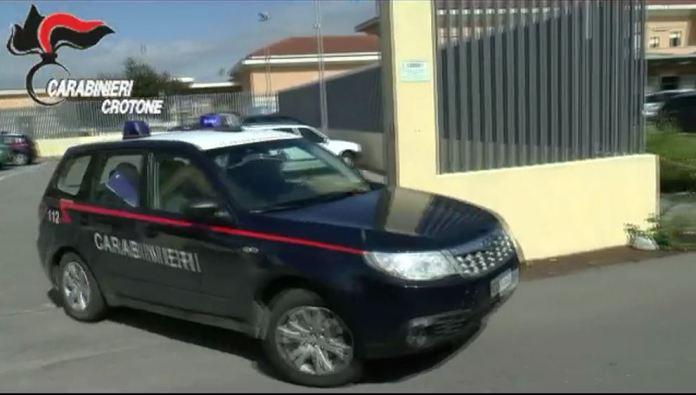Controlli dei carabinieri nel Crotonese, 6 arresti