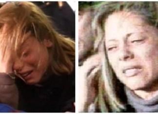 Isabella Internò, straziata il giorno del funerale di Denis Bergamini
