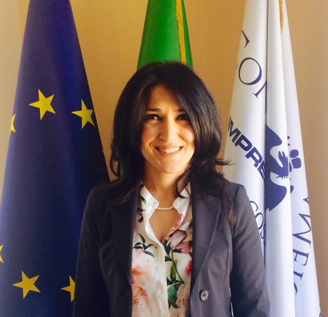 Maria Cocciolo, Presidente del Comitato Imprenditoria Femminile della Camera di Commercio bruzia