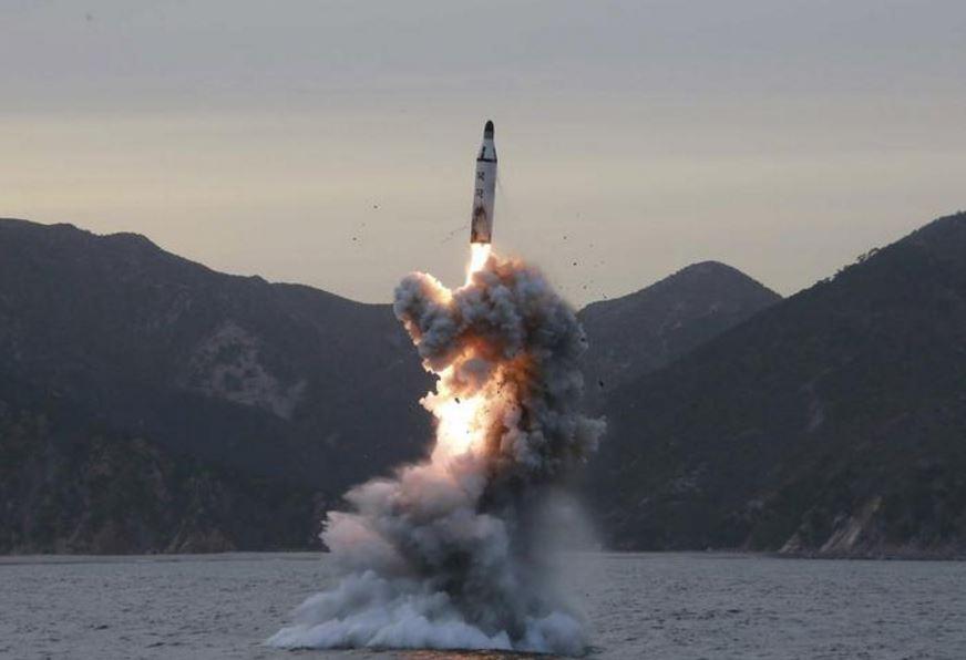 Lanciato un missile Icbm
