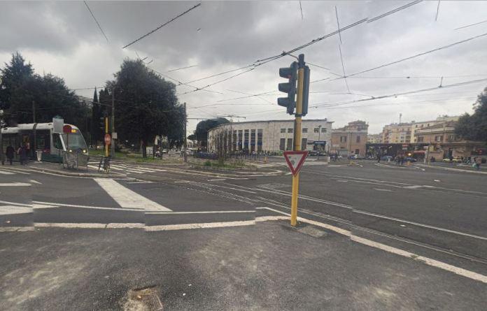 Piazzale Ostiense Roma