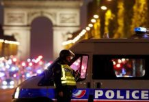 attentato Parigi Champs Elysees