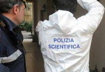 polizia scientifica omcidio