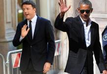 Obama co Renzi a Milano