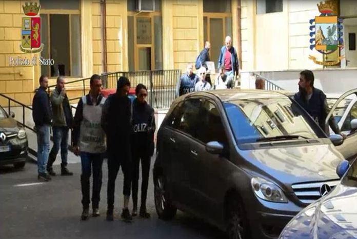 arresti roma micalusi assunta madre