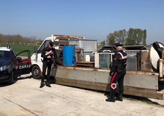 carabinieri Rifiuti-speciali