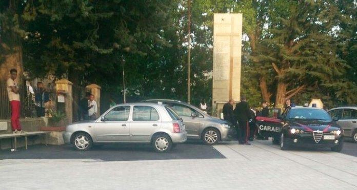 centro accoglienza carabinieri