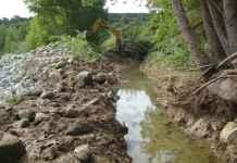torrente Beltrame a Soverato