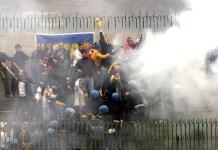 tifosi incidenti stadio