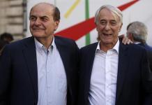 Pierluigi Bersani Giuliano Pisapia