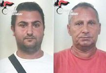 Robert e Darko Jovanovic arrestati a Catanzaro per furti e rapine a Davoli