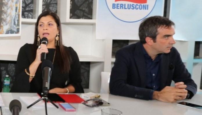 Jole Santelli e Roberto Occhiuto