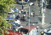 attacco Barcellona Spagna