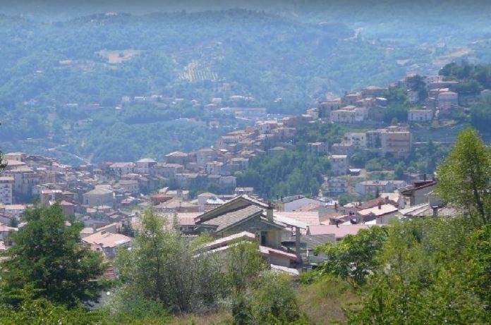 panoramica di Acri
