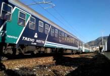 Intercity Notte Trenitalia