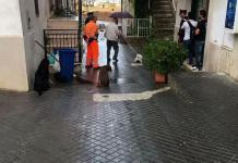Luogo a Ischitella dove Antonio Di Paola ha sparato a 15enne