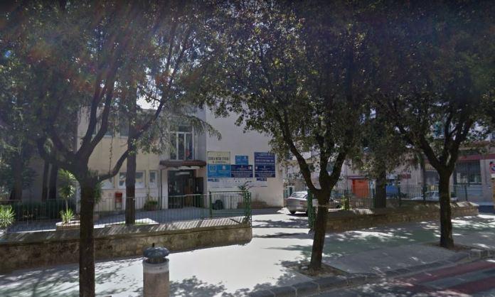 Scuola media Zumbini Via Misasi