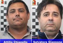 Attilio Chianello, Salvatore Giannone