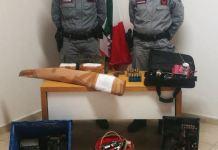 carabinieri forestali attività venatoria