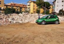 materiale edile carabinieri forestali cs