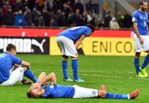 Delusione azzurra dopo Italia Svezia.