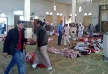 Egitto, massacro di Daesh in una Moschea di Sufi: oltre 230 morti