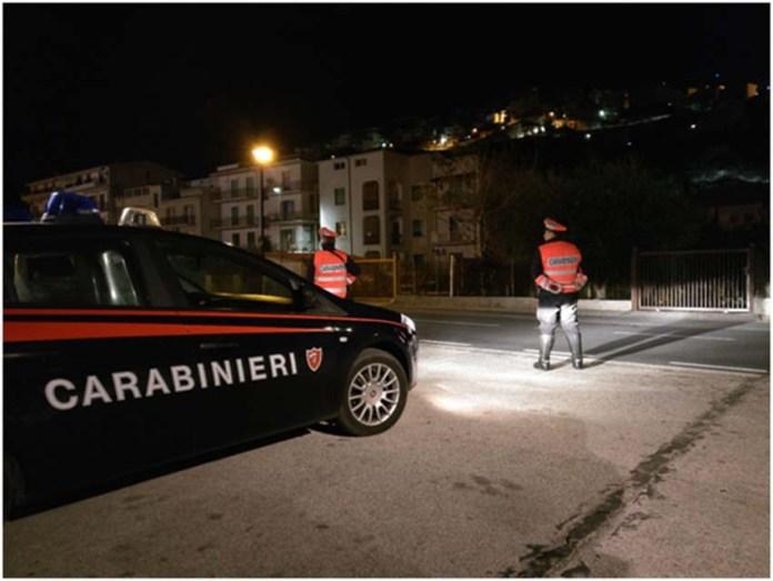 carabinieri di Paola