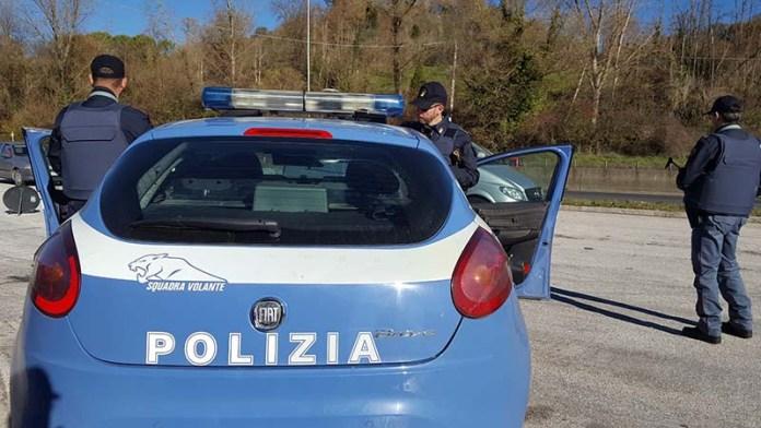 controlli polizia cosenza