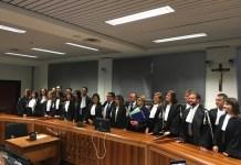 Giuramento nuovi magistrati a Catanzaro