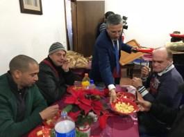Pranzo sociale della Polizia a Cosenza