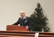 """Tullio Del Sette in Calabria: """"Non ci fermiamo contro la 'ndrangheta"""""""