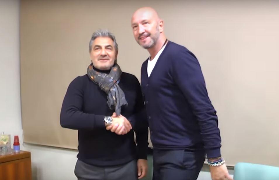 Crotone, mossa clamorosa: Zenga è il nuovo allenatore