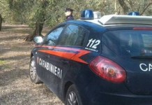carabinieri in campagna