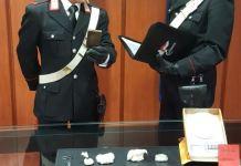 carabinieri droga cosenza