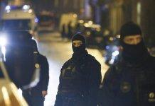 polizia antiterrorismo belgio