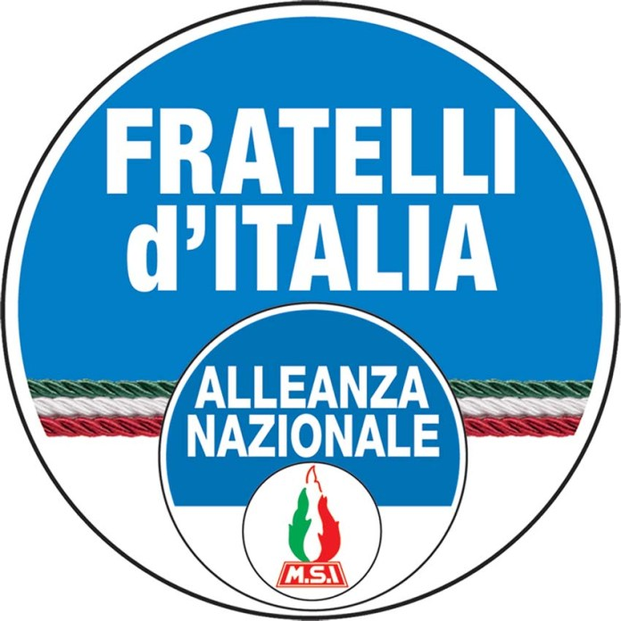 simbolo Fratelli d'italia