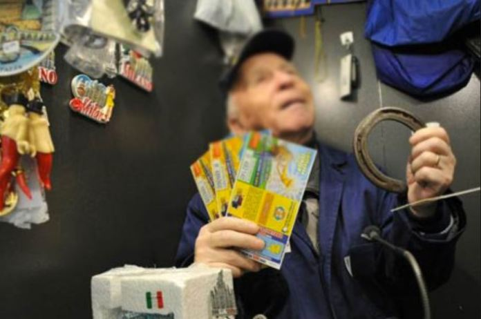 Lotteria Italia 2018