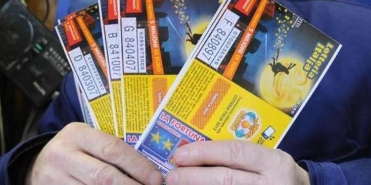 Lotteria Italia, ecco i biglietti vincenti