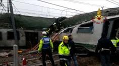 deragliamento treno milano pioltello segrate
