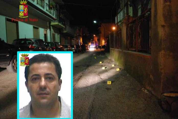 luogo omicidio Carmelo Muià
